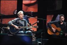 Eric Clapton & Vince Gill (Foto: Danny Clinch)