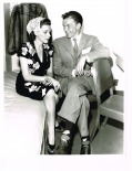 All Or Nothing At All 12 © Charles Granata - 1945 FS + Judy Garland dressing room