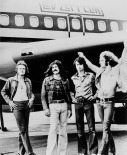 Led Zeppelin 1973 - Foto: BobGruen / Atlantic Records