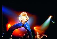HemisFair Arena, San Antonio, Texas, USA, May 22, 1973, Foto Credit: Carl Dunn