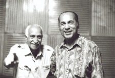 Ruben Gonzales & Cachaito Lopez (Foto: Susan Titelman)