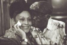 Omara Portuendo & Ibrahim Ferrer (Foto: Donata Wenders)