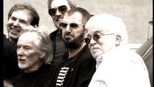 LA crew (l-r): grant geissman, voormann, jim keltner, ringo starr, van dyke parks
