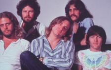 Courtesy Elektra - Asylum Records, L > R: Don Felder, Don Henley, Joe Walsh, Glenn Frey, Randy Meisner