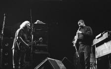 Jerry Garcia & Brandon Marsalis (Foto: Kraig Fox)