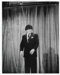 Ed Sullivan with wig - Ed Sullivan Show - C 1964 CBS Photography