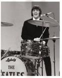 Beatles - Ringo on Stage - Ed Sullivan Show - C 1965 CBS Photography