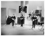 Beatles - Full Band, 4th Show Rehearsal, Ed Sullivan Show - C 1965 CBS Photography