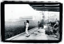 Kezar Stadium, San Francisco, California, USA, June 2, 1973, Foto Credit: Jeffrey Mayer - JTM Photos Intl.