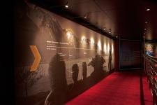 Mountain Studios Montreux: Entrance Hall