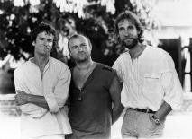 Three Tanned - Joe Tangay