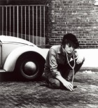 Photographer: Yoko Ono - Copyright: Iain Macmillan - Worldwide Press And Promo In Perpetuity
