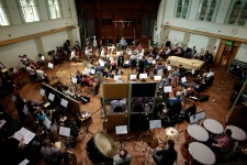 The Royal Philharmonic Orchestra at Air Studios, Foto Bill Waters