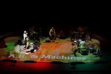 A.R.& Machines in der Elbphilharmonie, HH - Foto: Hinrich Franck