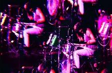Hiroshima Prefectural Gymnasium, Hiroshima, Japan, September 27, 1971, Foto Credit: Koh Hasebe -  Shinko Music Archives