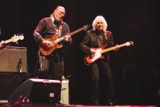 Steve Cropper & Albert Lee (Foto: Danny Clinch)