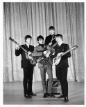 Beatles - Full Band Pose, Ed Sullivan Show - C 1964 CBS Photography